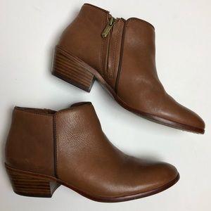 "Sam Edelman Shoes - Sam Edelman ""Petty"" Chelsea Brown Ankle Bootie 7.5"